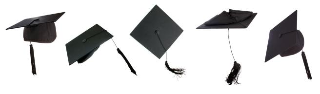 2017 Graduation Caps